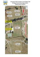 USC Rugby field layout