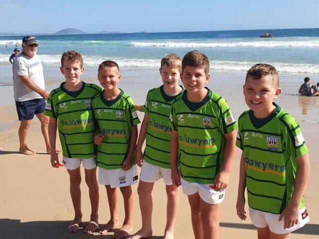 Beach Rugby 2021